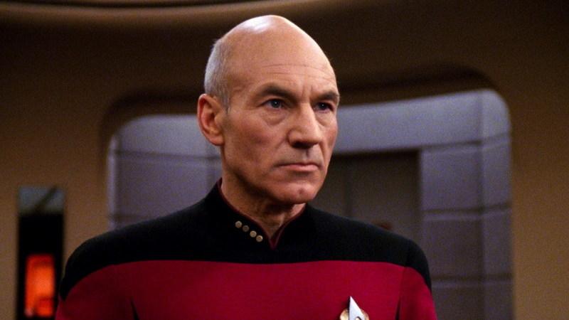 """""""Star Trek"""": Patrick Stewart volta a ser Jean-Luc Picard na nova série e já há imagens"""