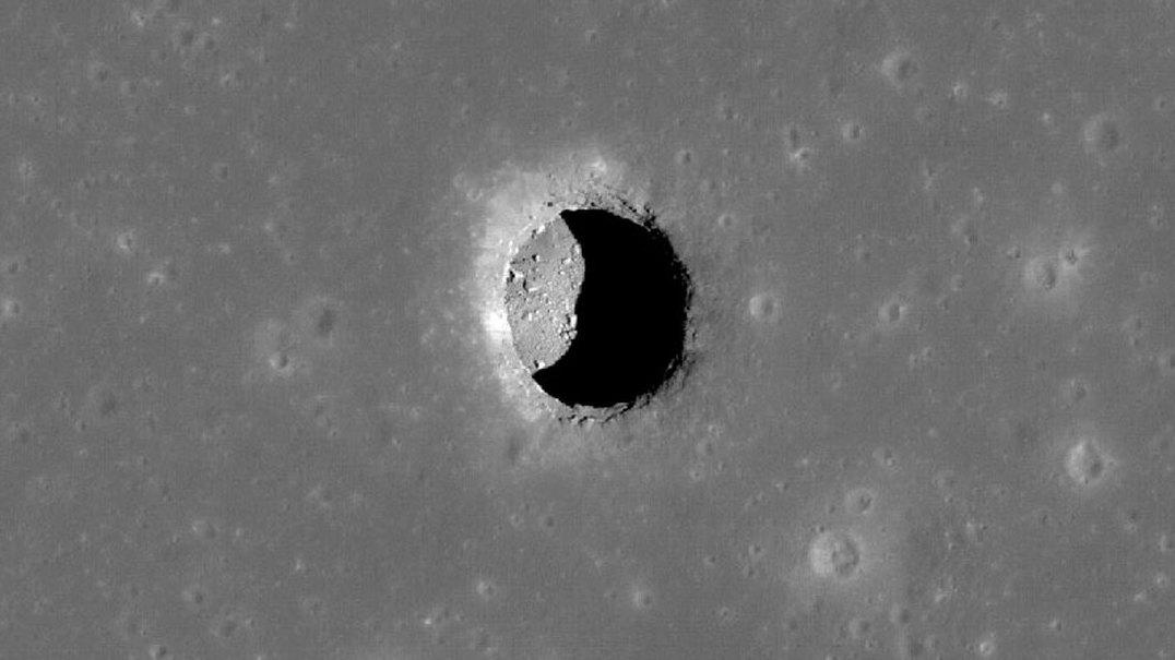 Japão descobre o lugar ideal para uma base humana...na Lua