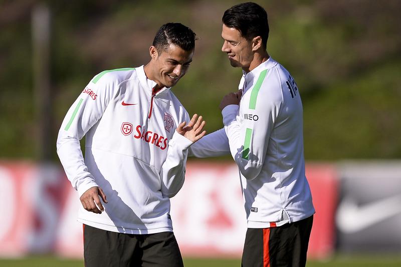 """José Fonte: """"Ronaldo é um monstro e vai estar bem"""""""