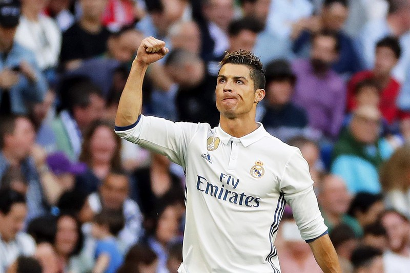 """Jornal catalão referiu-se a Ronaldo como """"ex-jogador do Real Madrid"""""""