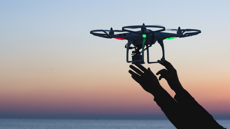"""NASA preparada para controlar """"trânsito"""" de drones em teste"""
