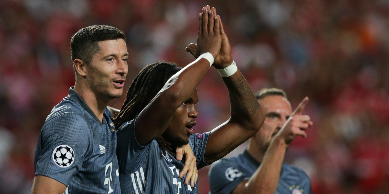 Afinal, mesmo em equipas diferentes, Renato e os adeptos do Benfica podiam celebrar em comunhão