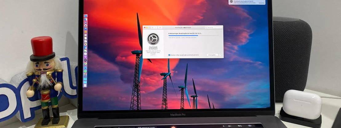 É hora de atualizar o seu Mac! Chegou o macOS 10.15.2, a mais recente versão deste sistema