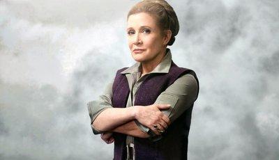 """Star Wars: A Ascensão de Skywalker"": Carrie Fisher ia ser a ""última Jedi"""