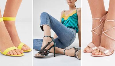 Sapatos coloridos para noivas trendy