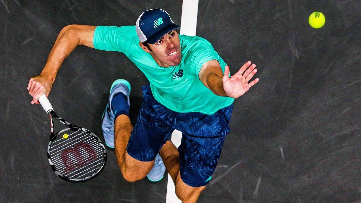 Tenista Reilly Opelka conquista primeiro título da carreira em Nova Iorque