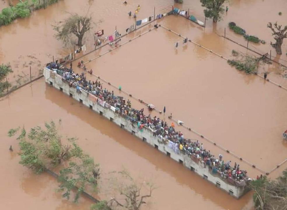 """Moçambique: """"Não houve avisos sobre a violência que aí vinha"""""""