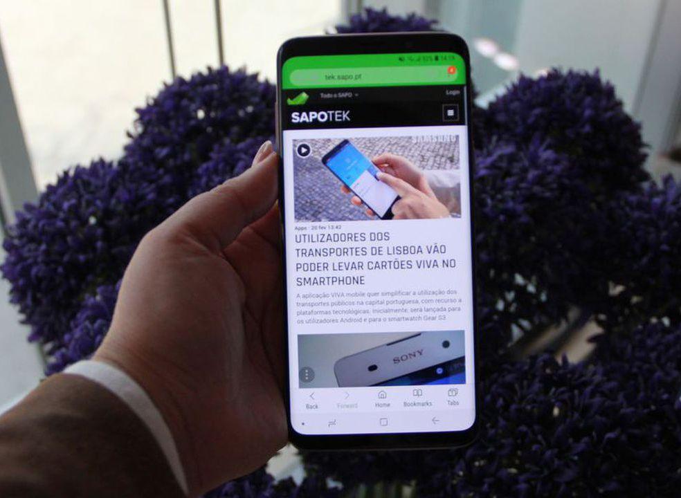 Primeiras impressões: Samsung Galaxy S9 e S9+ apontam às estrelas na galáxia da mobilidade