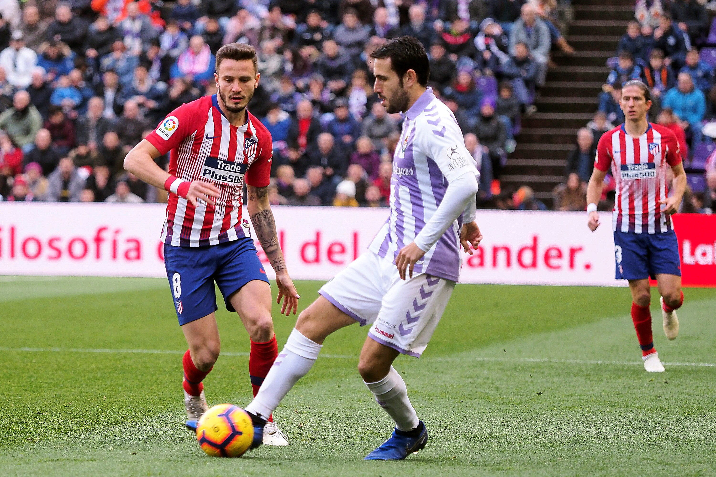 Atlético de Madrid bate Valladolid e alcança provisoriamente líder Barcelona