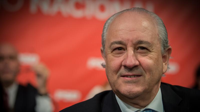 "Rui Rio diz que o Governo socialista ""permanentemente engana"" os portugueses"