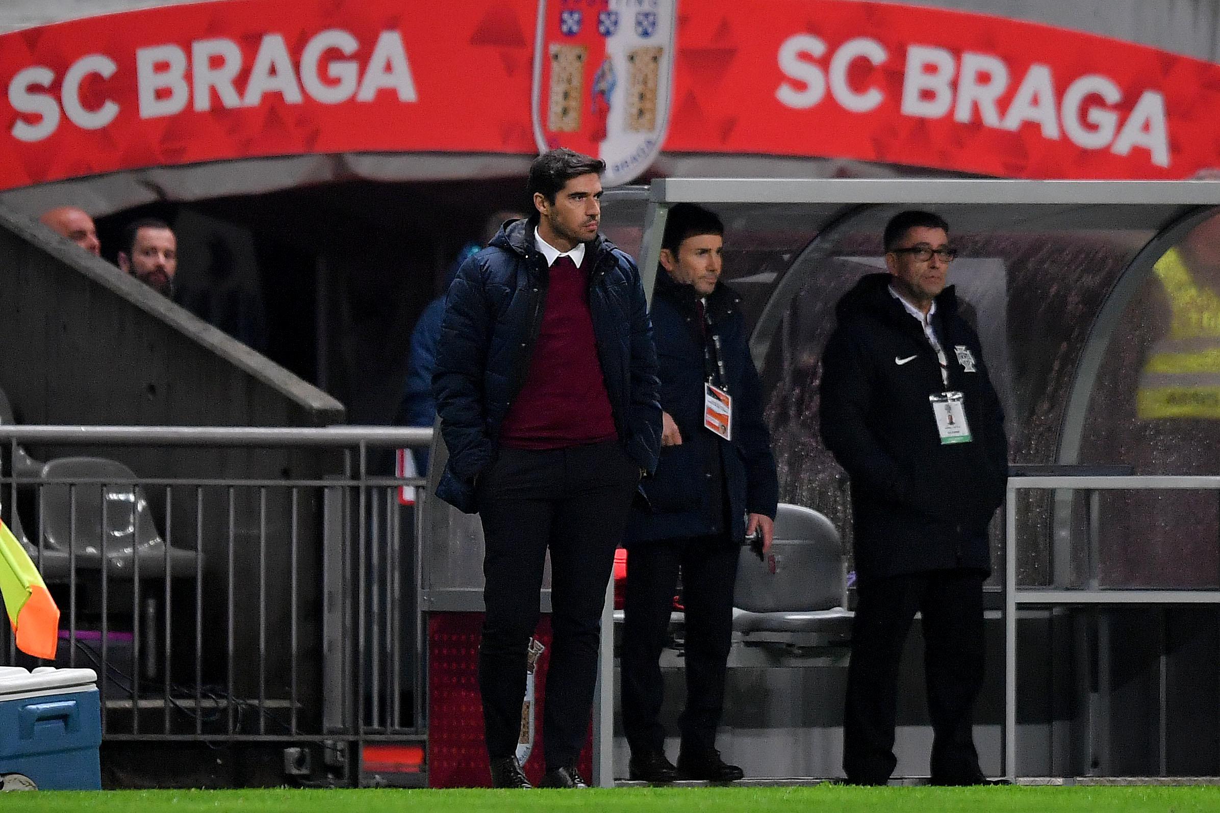 """Abel Ferreira: """"Este é o caminho de uma equipa que quer ser consistente"""""""