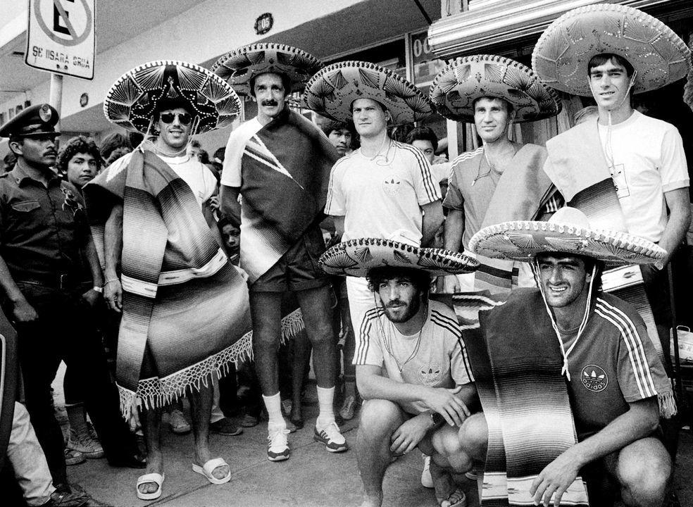 Saltillo, 1986. O 25 de abril do futebol português ou algo muito parecido