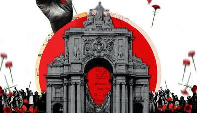 Abril em Lisboa: Celebrar a democracia