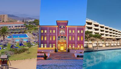 12 hotéis para as 12 badaladas: Entrar em 2019 sem sair de Portugal