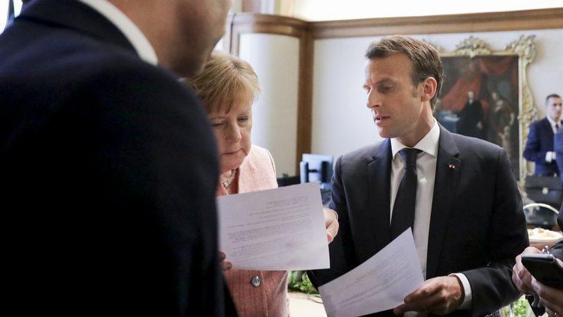 Acordo Macron-Merkel é simbólico ou é uma reforma profunda?