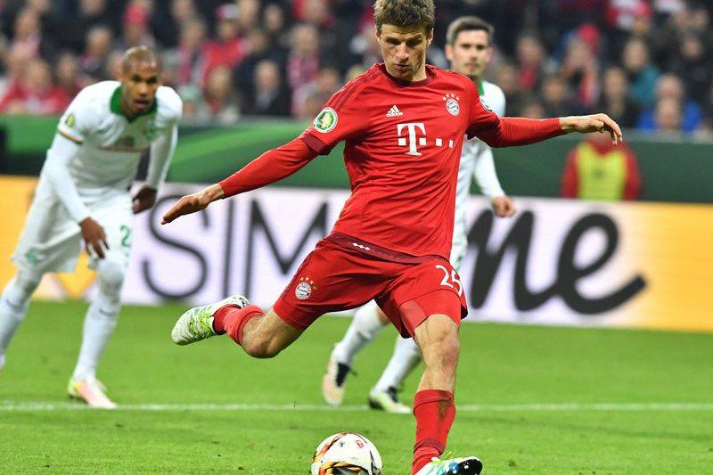 Muitas novidades no onze do Bayern