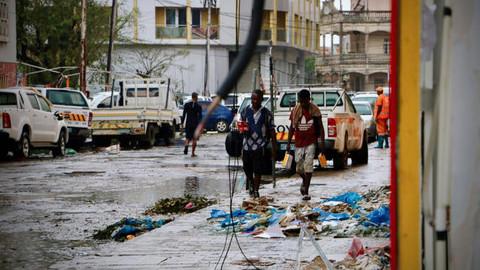 """Moçambicanos """"têm estado a mobilizar-se de uma forma impressionante e comovente"""""""