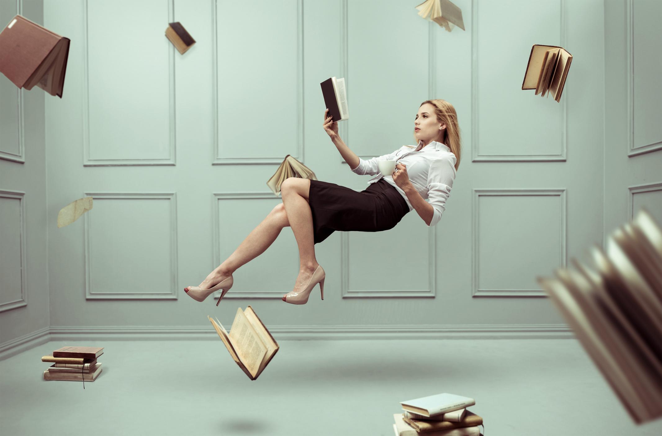 40 livros que nos transportam para outros universos