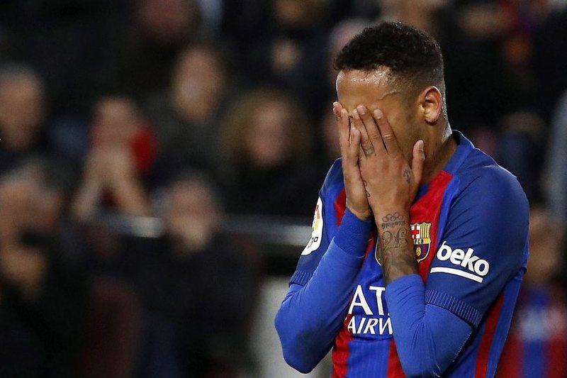 """Neymar: """"Enquanto Houver 1% De Chance, Teremos 99% De Fé"""