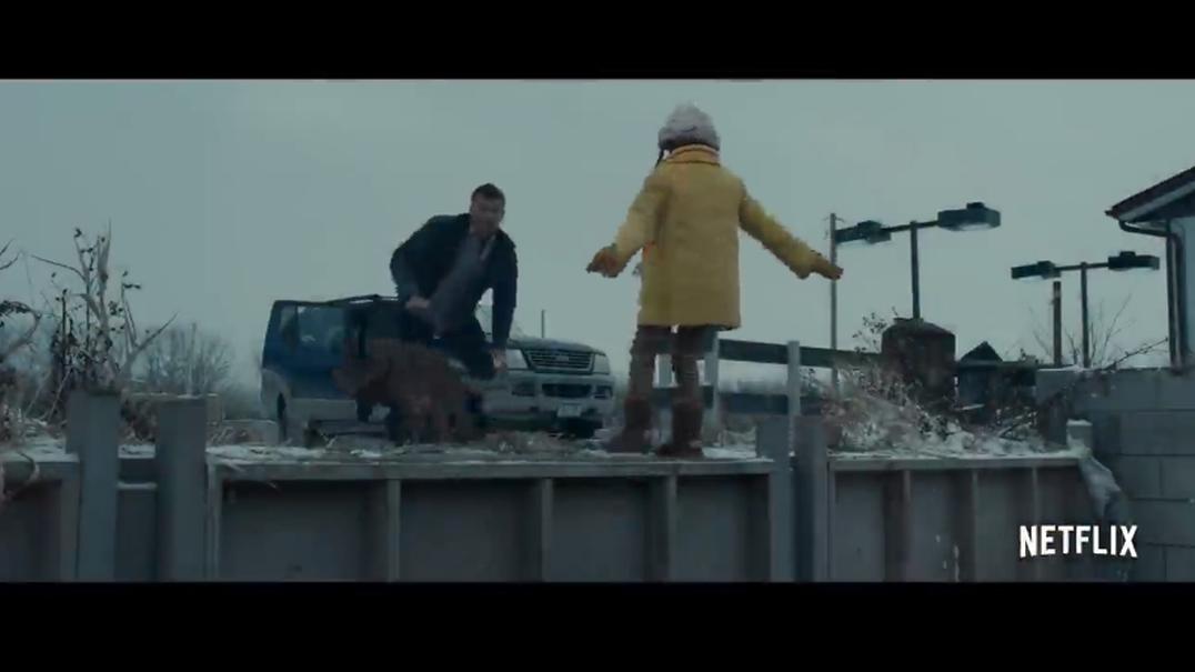 'Fractured' é o novo filme da Netflix que está a dar que falar