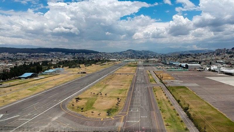 Estes aeroportos abandonados transformaram-se em parques gigantescos