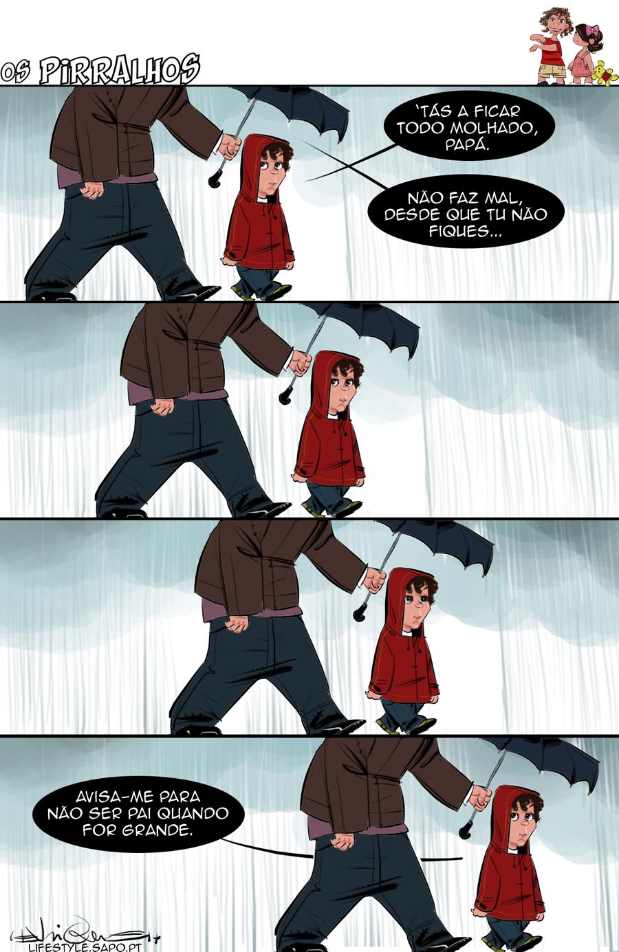 Tá de chuva
