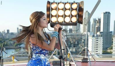 """""""Soy Luna"""": Karol Sevilla, a jovem que alimenta sonhos"""