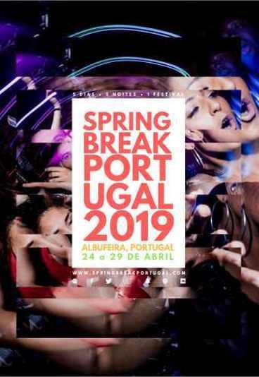 Spring Break Portugal 2019