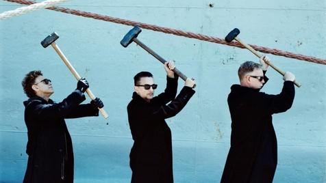 Amor em tempos de cólera. O manifesto dos Depeche Mode