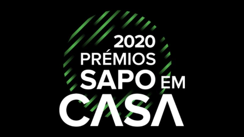 Já são conhecidos os vencedores dos Prémio SAPO 2020 (este ano, em casa)