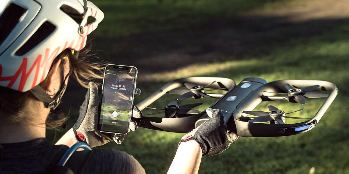 Já pode controlar drone da Skydio a partir do Apple Watch
