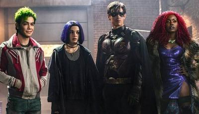 """""""Titans"""": super-heróis liderados por Robin chegam à Netflix em janeiro"""