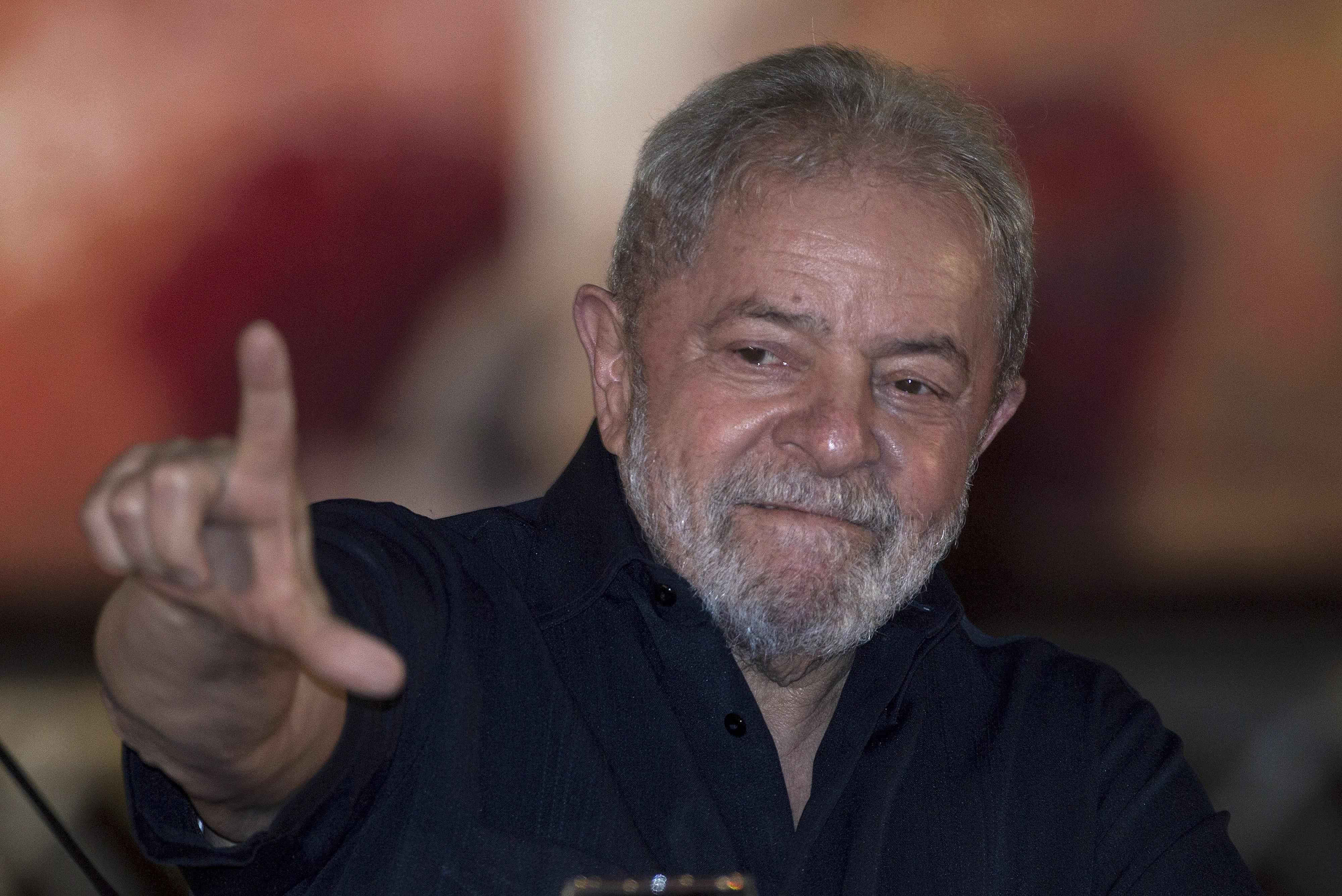 Interrogatório de ex-Presidente Lula da Silva adiado por razões de segurança