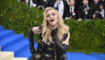 """Madonna de coração partido com Portugal: """"É complicado viver em Lisboa"""""""
