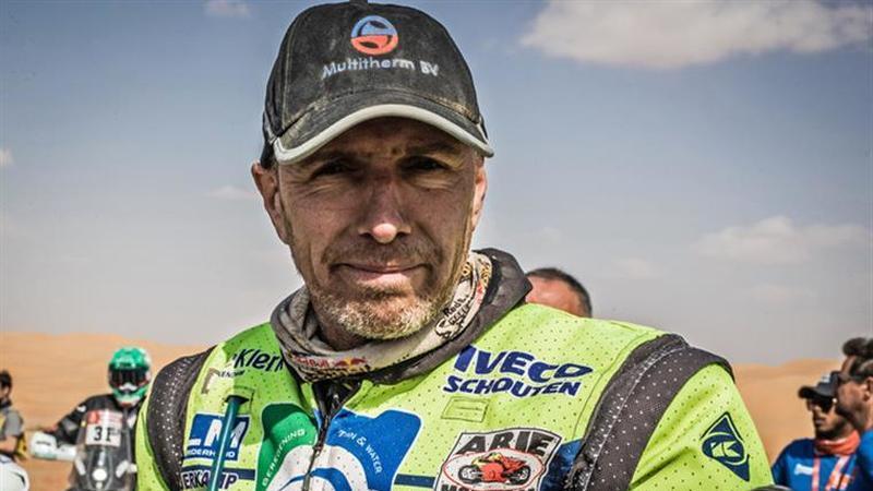 Depois de Paulo Gonçalves, Dakar volta a estar de luto. Morreu o holandês Edwin Straver