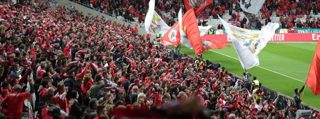 Liga dos Campeões: Benfica nunca perdeu em casa com franceses