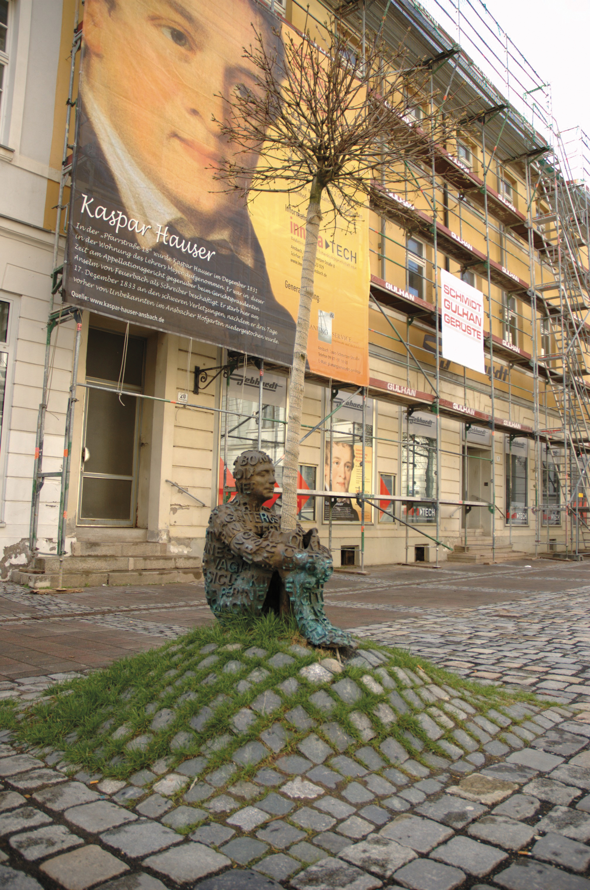 Kaspar Hauser. O estranho enigma que se resolveu a si próprio