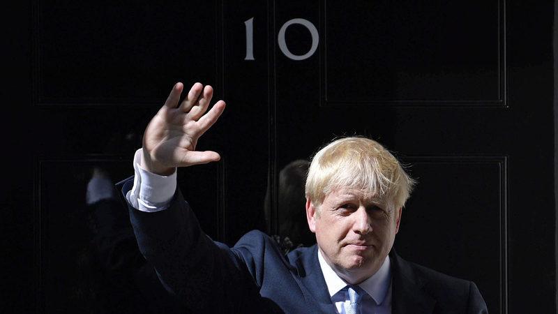 Boris Johnson quer levar acordo do Brexit a votações antes do Natal
