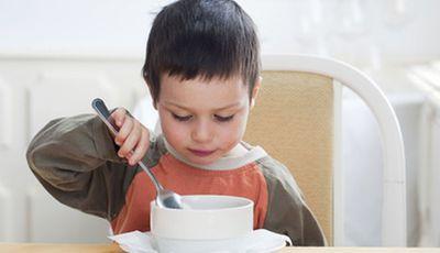 Truques para sopas que conquistam as crianças