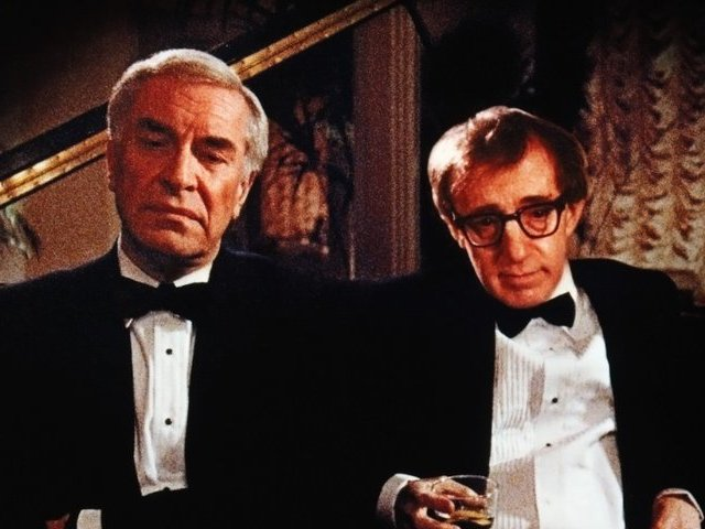 Martin Landau em Crimes e Escapadelas (1989)