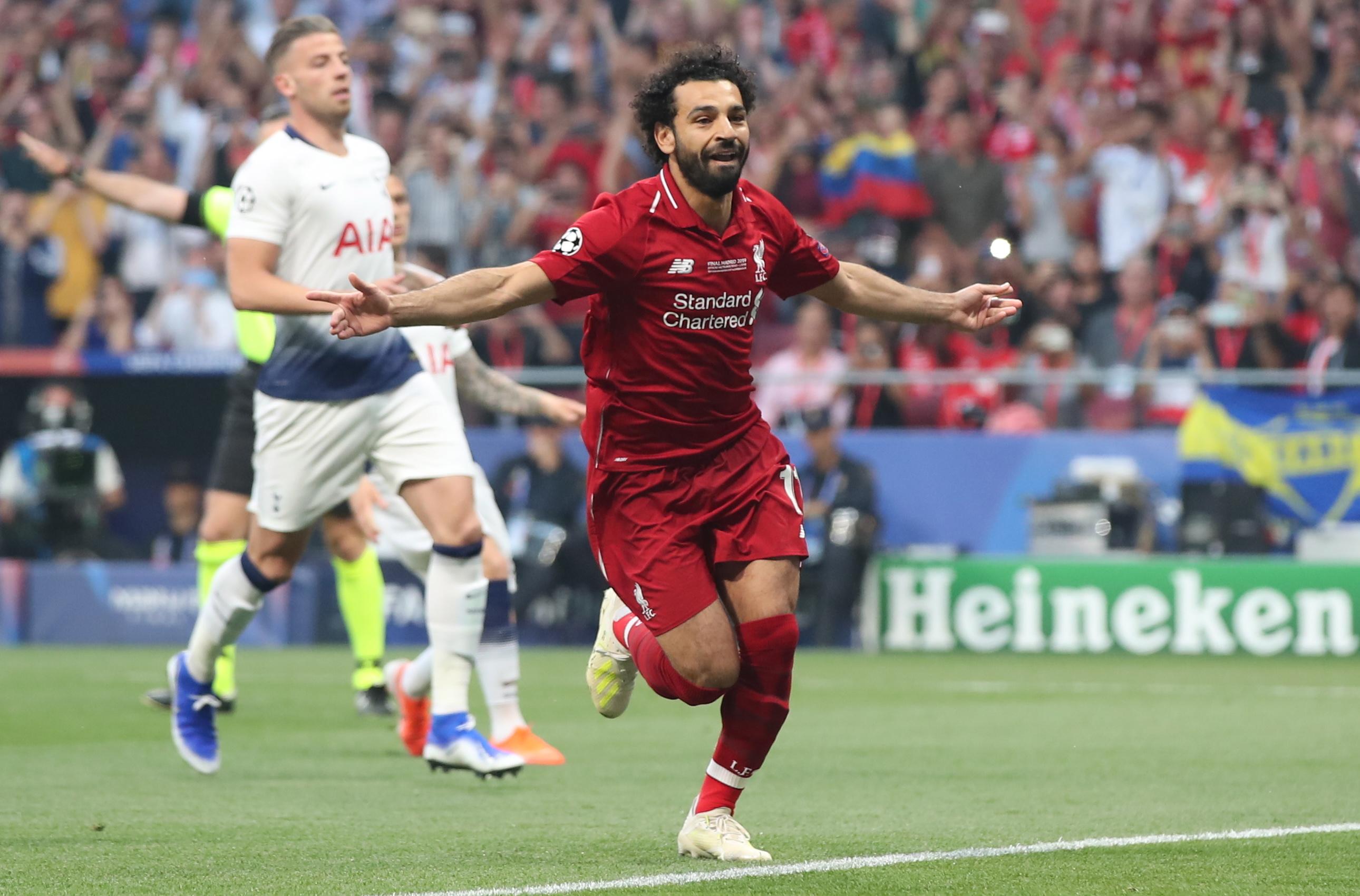 """Becker revela: """"O Salah que encontrei no Liverpool é completamente diferente daquele que conheci em Roma"""""""