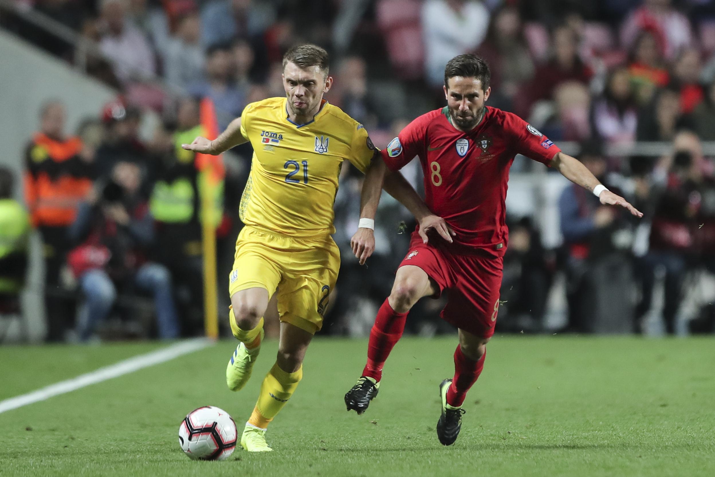 Euro 2020: a segunda vez de Portugal em Kiev
