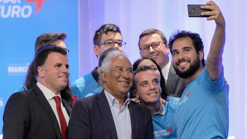 """Portugal vai ter este ano """"maior crescimento económico de todo o século XXI"""", diz Costa"""