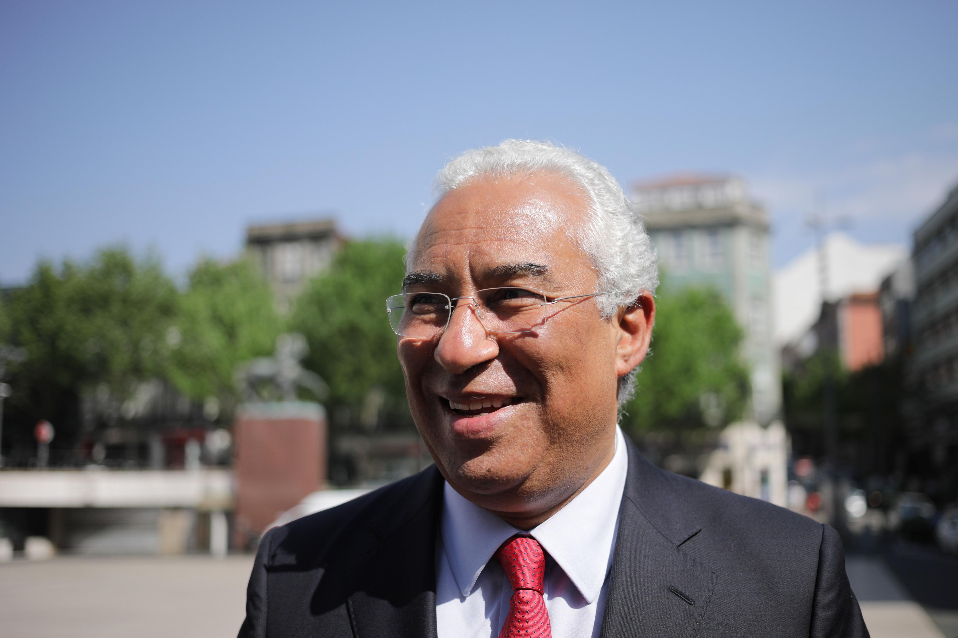 António Costa participa em janeiro em homenagem a Mário Soares no Parlamento Europeu