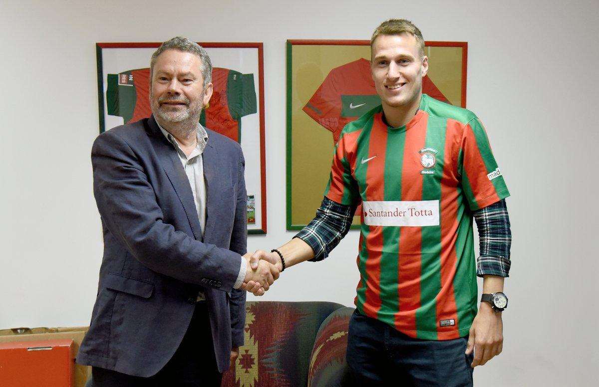 Josip Vukovic assina por três épocas com Marítimo