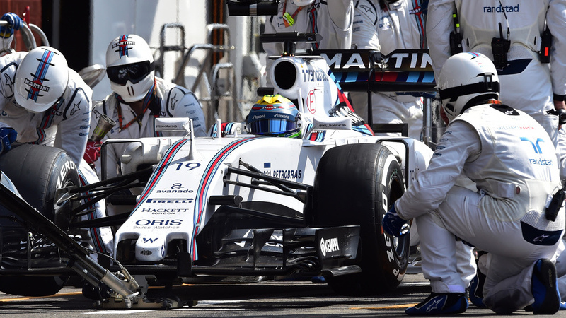 Grelha de partida do Mundial de F1 concluída com Sergey Sirotkin na Williams