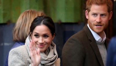 Harry pode surpreender no casamento com Meghan Markle