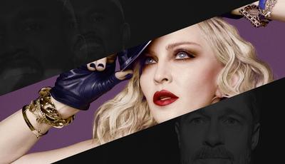 De Madonna a Kanye West: sabe onde trabalharam estas celebridades antes de serem famosas?