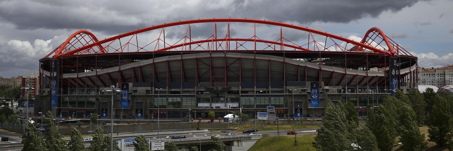 Suspeito do atropelamento junto ao Estádio da Luz entrega-se às autoridades