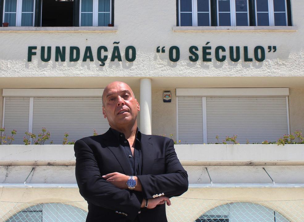 """Fundador da Generis vai angariar fundos para manter de pé a colónia balnear d'""""O Século"""""""